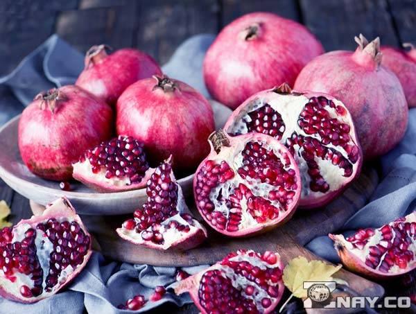 Надрезы вдоль плода - кожура