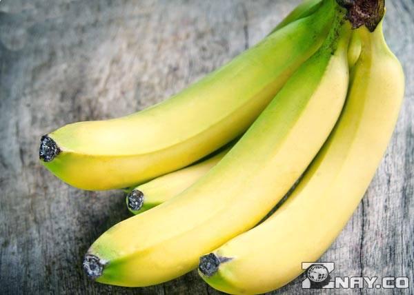 Качественные спелые бананы