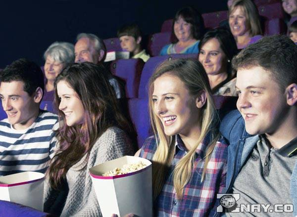 Забывают о проблемах в кинотеатре