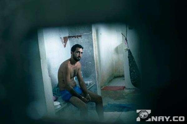 Изоляция в одиночной камере