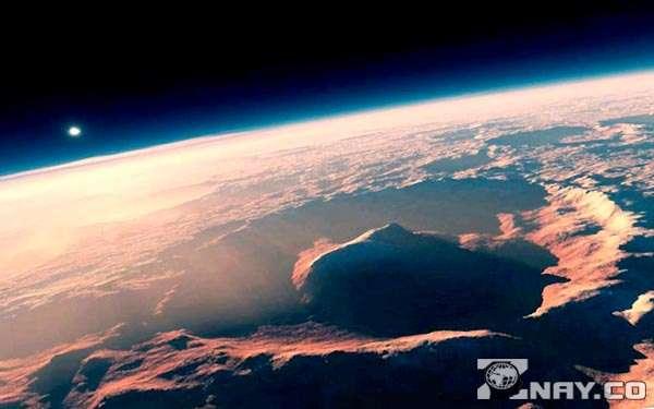 Следы цивилизации на Марсе