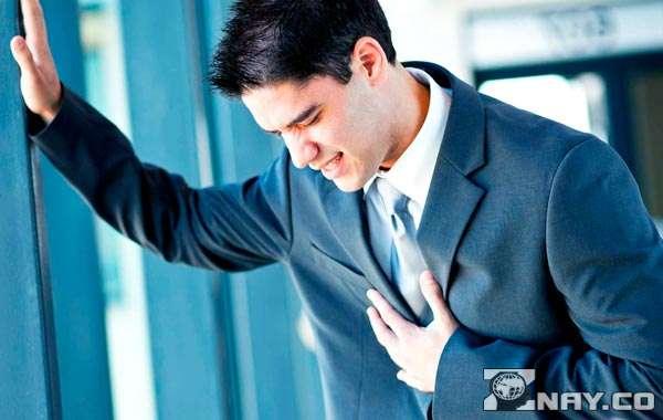 Случился инфаркт миокардв
