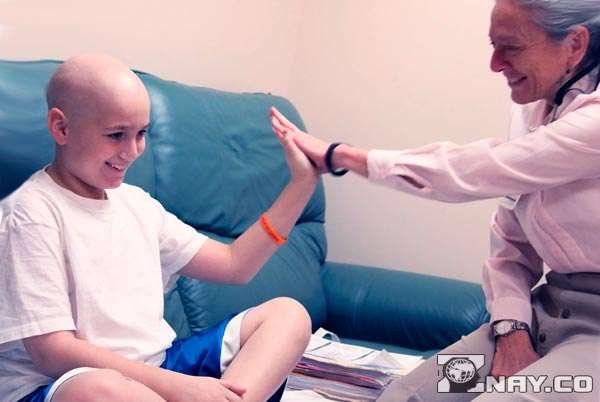 Мальчик болен раком - онкология