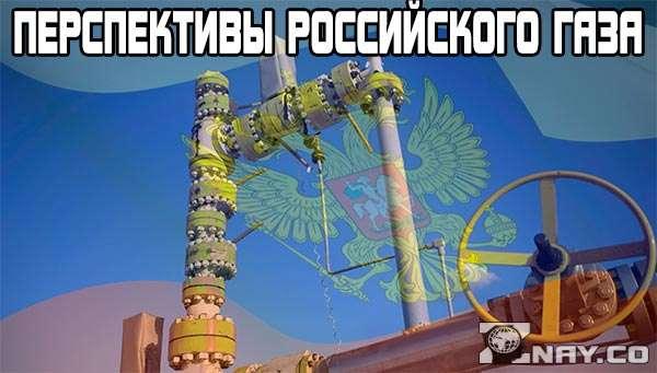 Перспективы российского газа на рынке