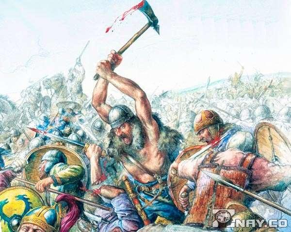 Римляне на войне