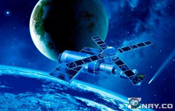 Спутник для исследовательской миссии