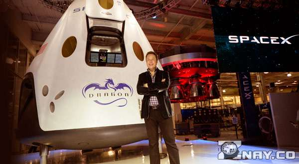 Илон Маск и SpaceX