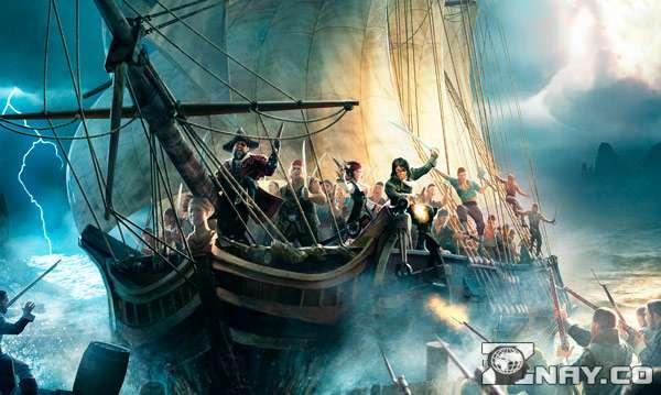 Пираты соблюдают кодекс
