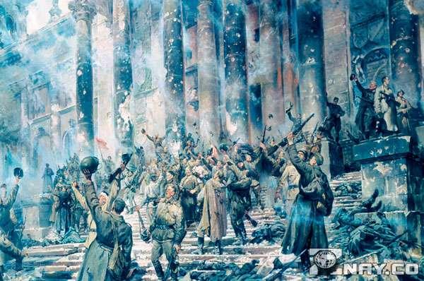 Трудная победа во Второй Мировой войне