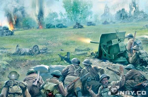 Оборона войск СССР