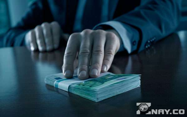 Преступление должностного лица - взятка