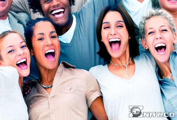 Счастливый народ и общество