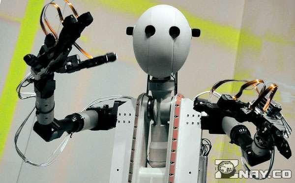Научный робот - последняя разработка
