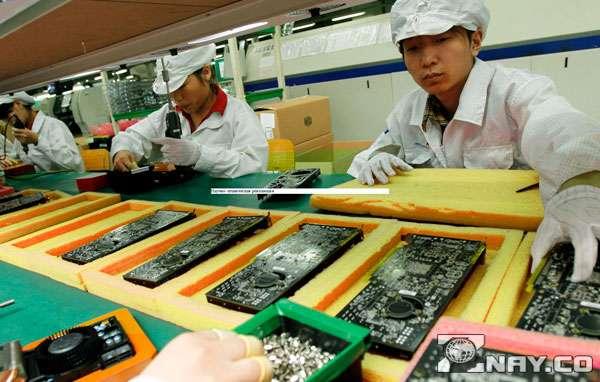 Основной производитель - Китай