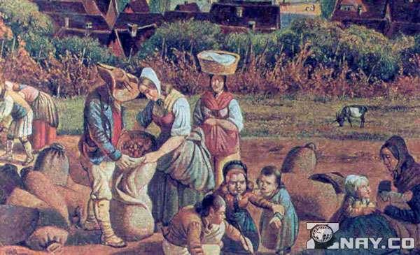Жизнь крестьян в 18 веке