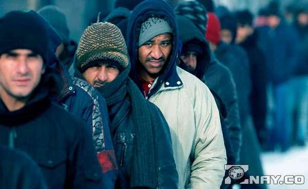 Беженцы из стран с низким уровнем жизни