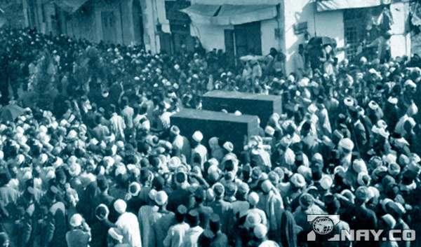 Возмущение в Египте