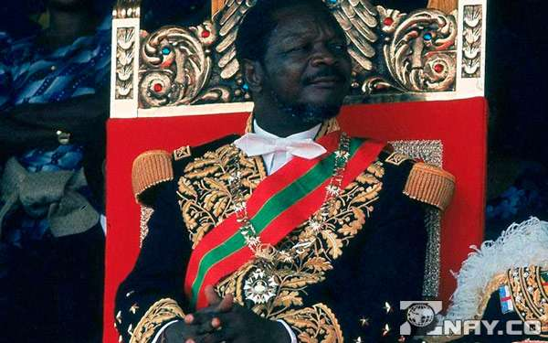 Центральноафриканский император