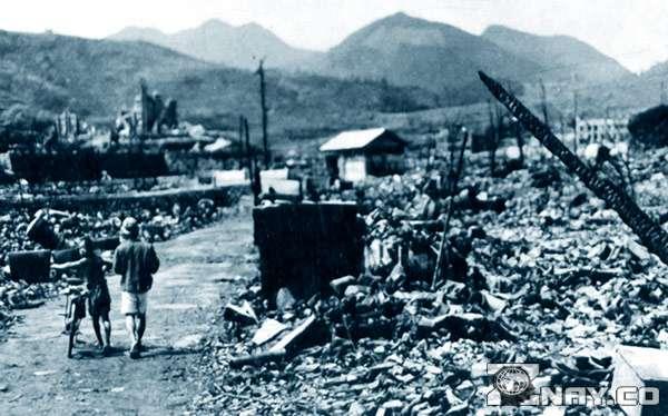 Последствия применения ядерных бомб в Хиросиме