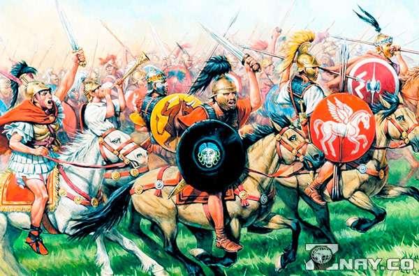 Армии античного периода