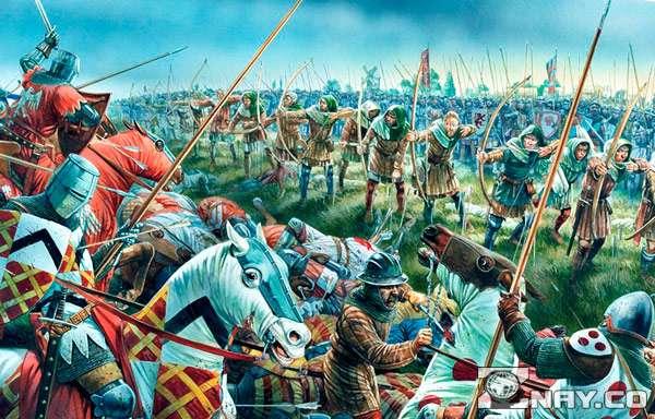 Битва армии лучников