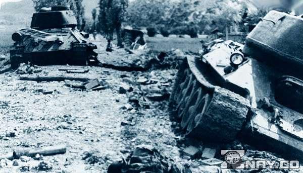 Кадр из Отечественной Войны
