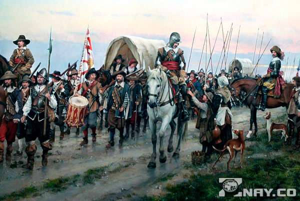 Испанские завоеватели