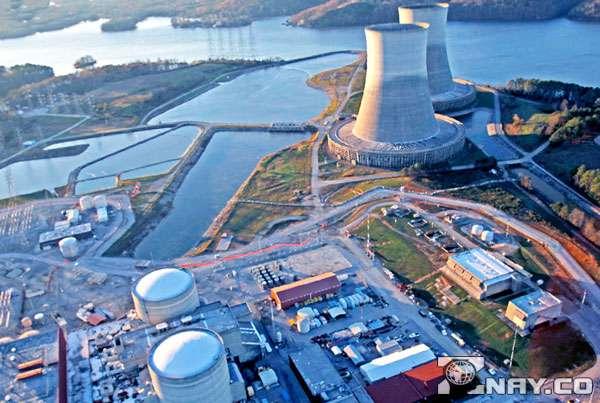 Электростанция в Теннеси, работающая на гелие-3