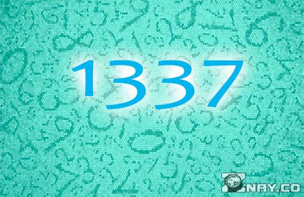 1337 в числах