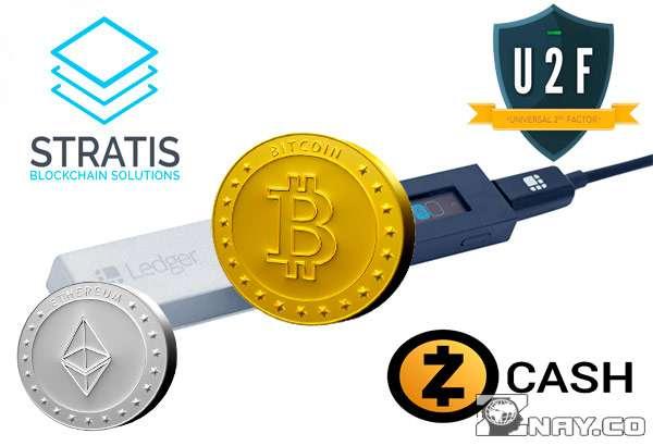 Ledger и различные криптовалюты
