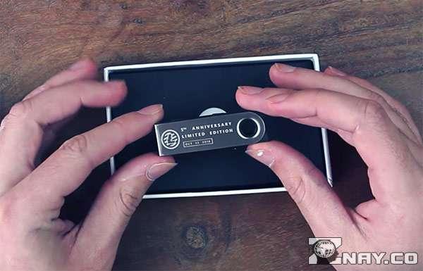 USB-хранилище биткоинов