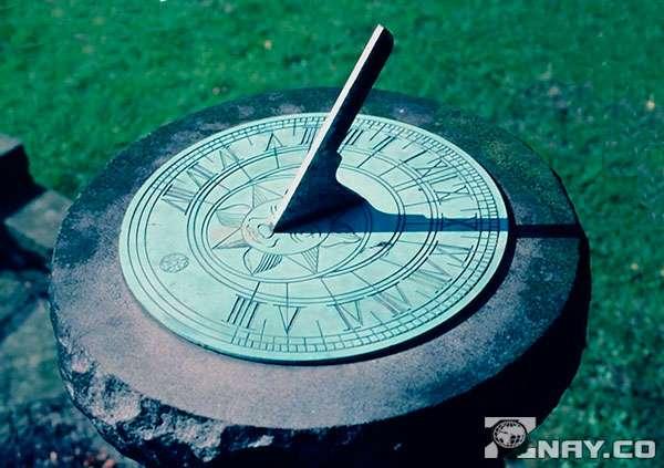 Китайские солнечные часы