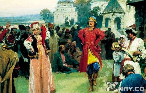 Предложение актерам на Руси