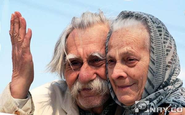 Старые люди - скоро умирать