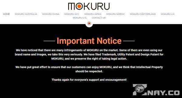 Сайт mokuru.com - требования
