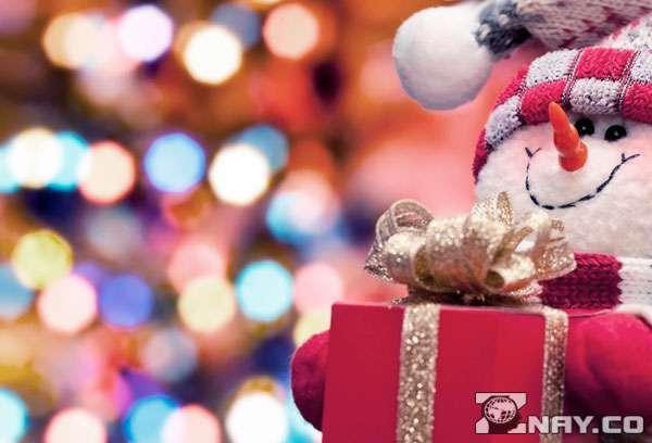 Презент от мужа на зимний праздник
