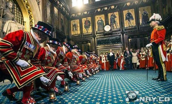 Британцы и парламент