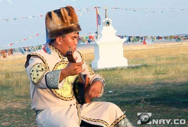 Струнный музыкальный инструмент казахов