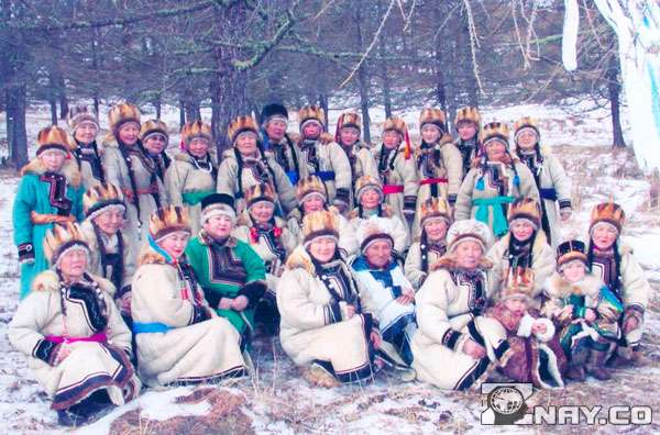 Алтайские народы