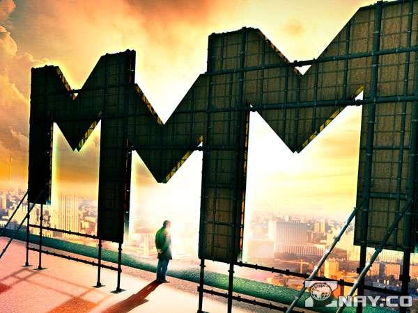 Хайповая пирамида МММ