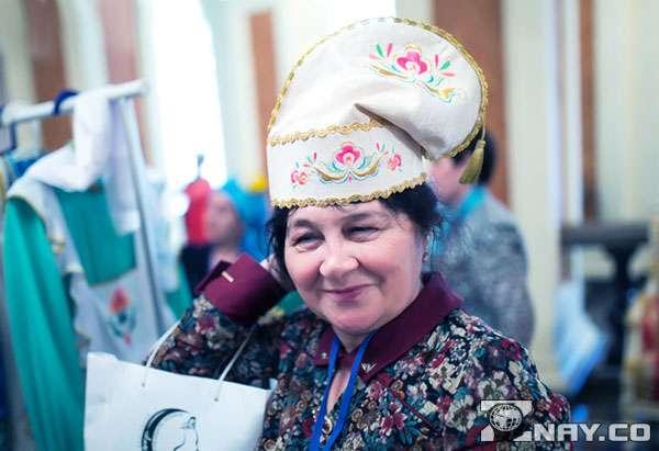 Татарская шапка