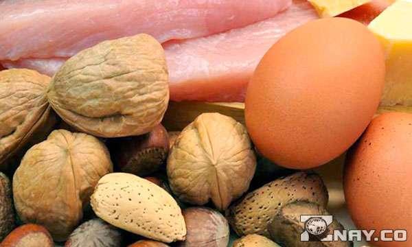 Белковые продукты для кетодиеты