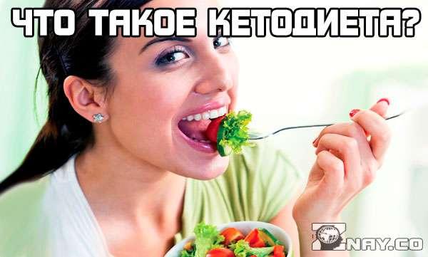 Кето диета - что это?