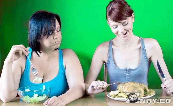 фэтшейминг и борьба толстого и тонкого