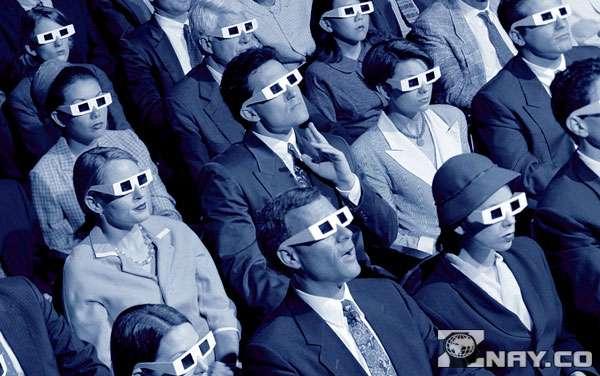 Группа видит видения