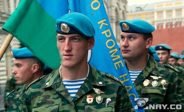 СССР - десантник