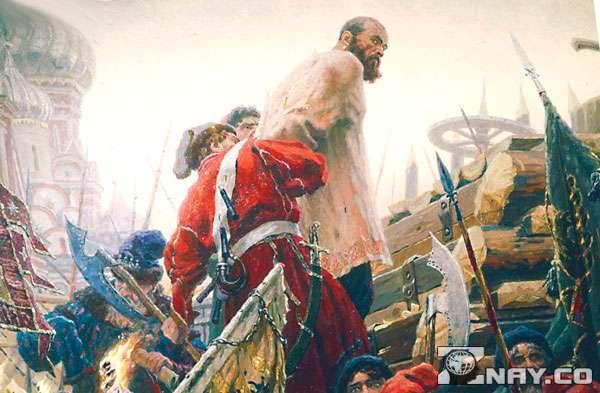 Казни мытарей в древней Руси