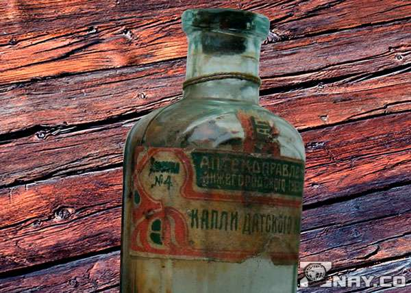 Бутыль «Капли датского короля»