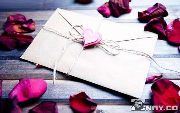 Любовное письмо - мелочь