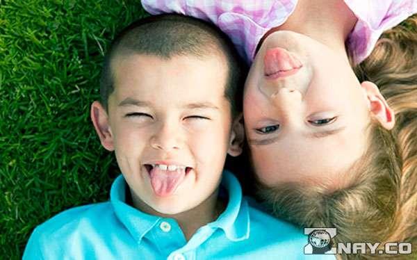 Мальчик и девочка как противостояние